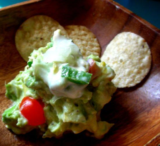 Avocado and Tofu Dip