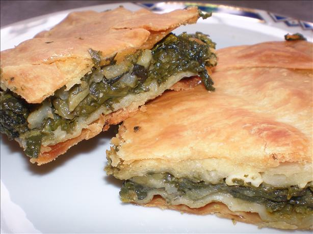 My Mum's Greek Spinach Pie (Spanakopita)
