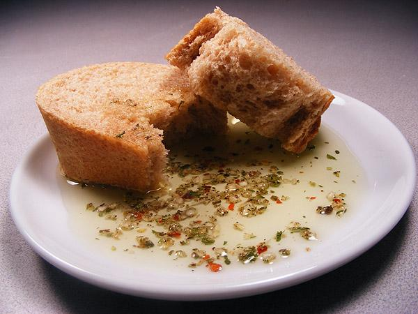 Bread Dipping Oil - Garlic & Herbs