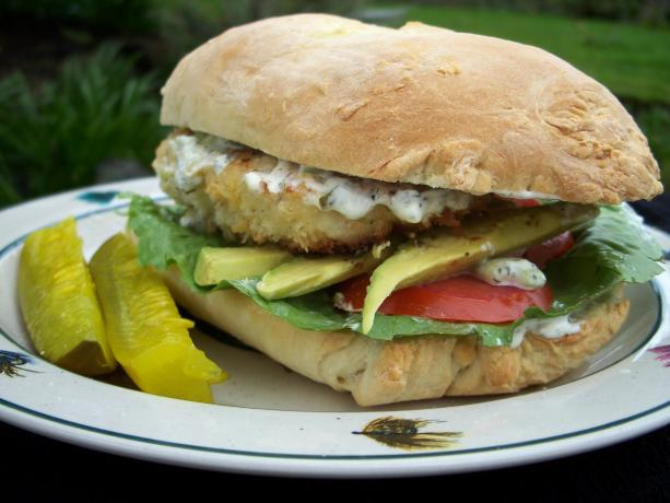 The Ultimate Fish Fillet Sandwich