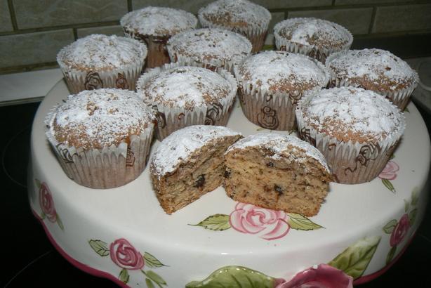 Caramel Mud Cake Cupcakes