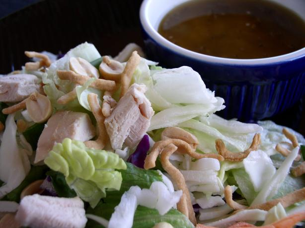 Lunch Lady's Irresistible Asian Salad Dressing