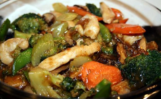 Swanson Quick Chicken & Vegetable Stir-Fry