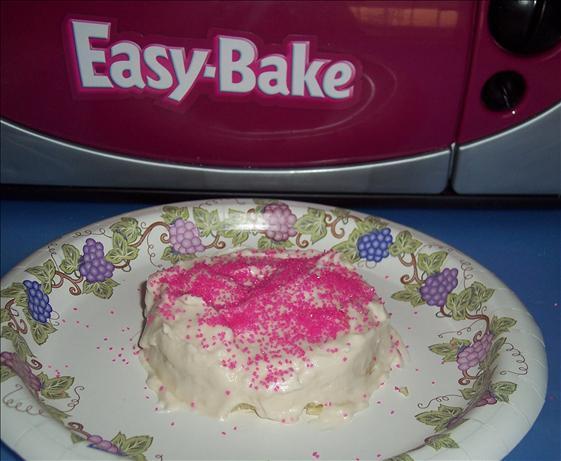 Easy-Bake Oven Pink Sparkles Frosting