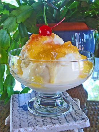 Pineapple Sauce ( Ice Cream Topping and More!)