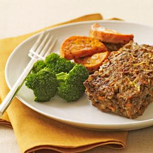 Andy's Sweet and Savory Untraditional Meatloaf