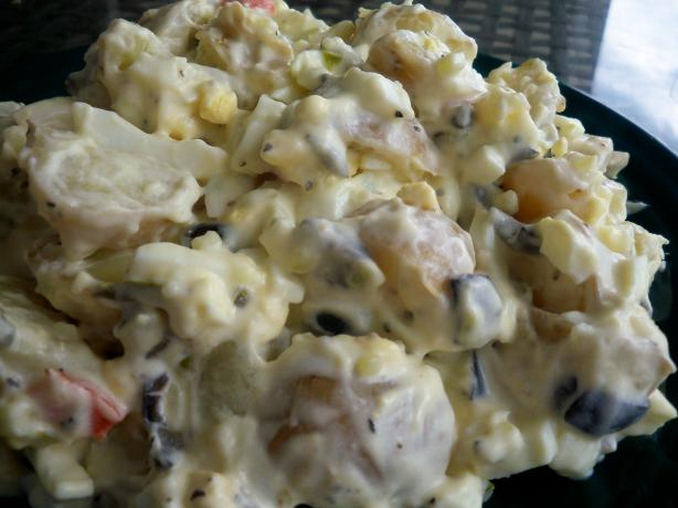 Guamanian Island Potato Salad