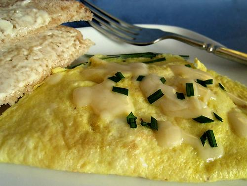 French Onion Omelet