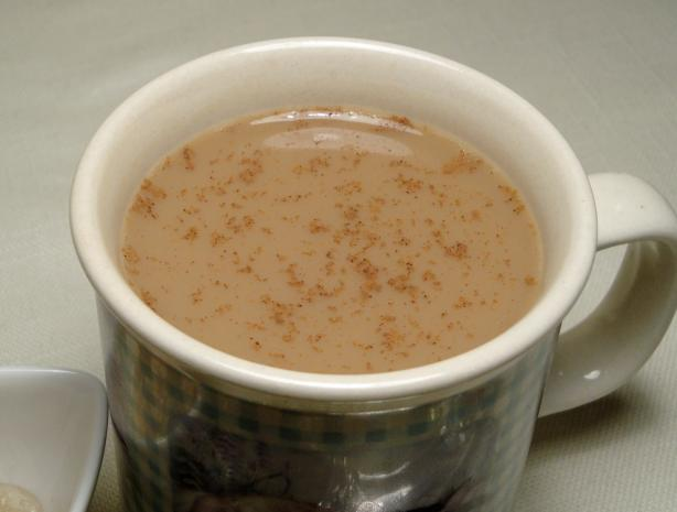 Creamy Cinnamon Vanilla Coffee