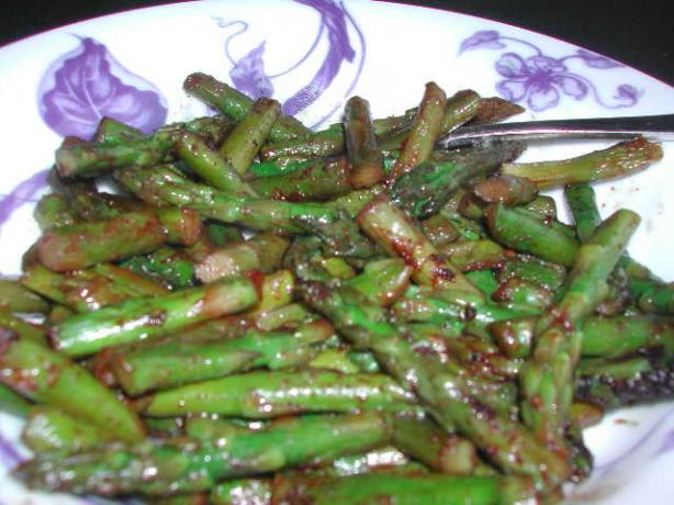 Another Asparagus Recipe