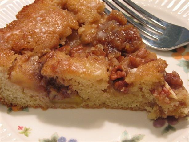 Buttermilk-Apple Coffee Cake