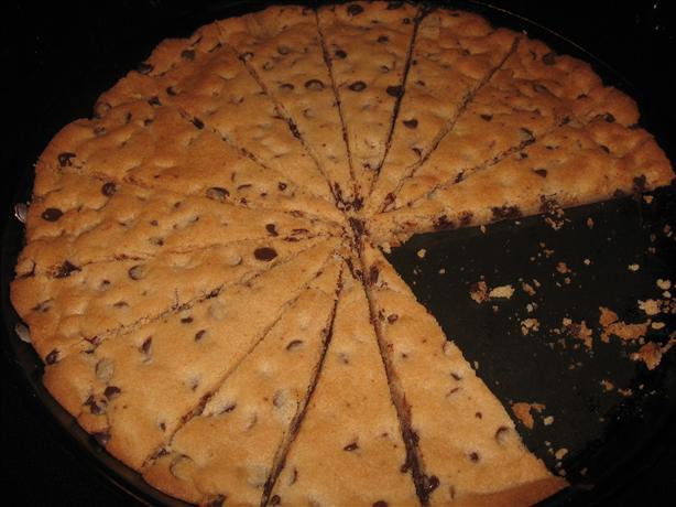 Decadent Chocolate Chip Cookies(Cake Mix)