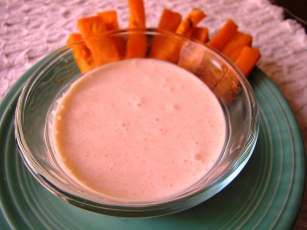 Dip for Sweet Potato Fries