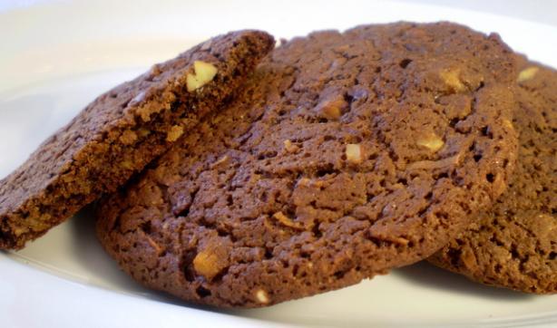 Cake Mix German Chocolate Cookies