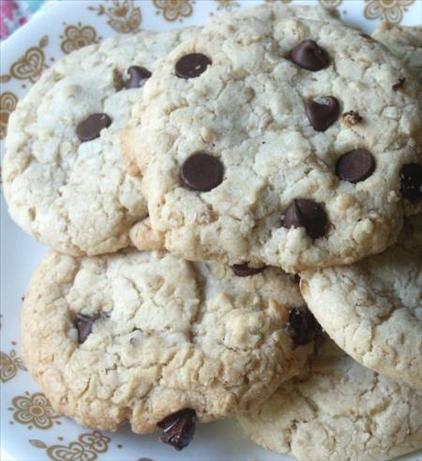 Cake Mix Oatmeal Cookies