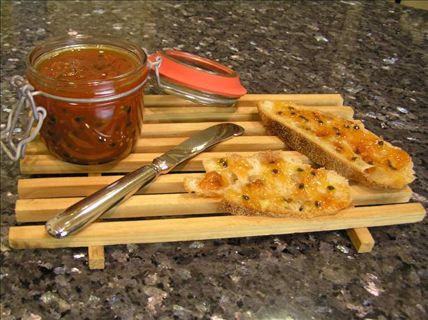 Tomato and Passionfruit Jam