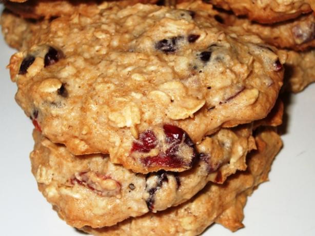 Oatmeal Raisin Cookies (Cake Mix)