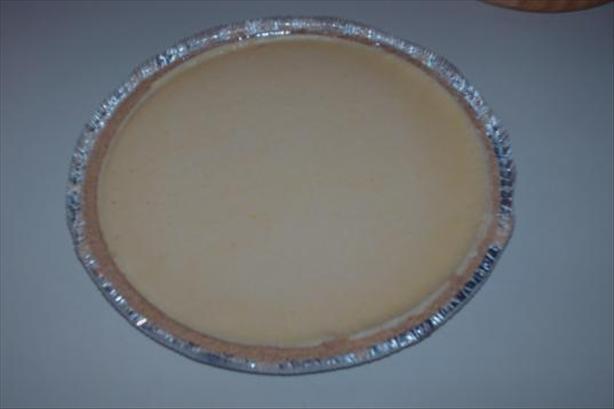 Ice Cream Pudding Pie