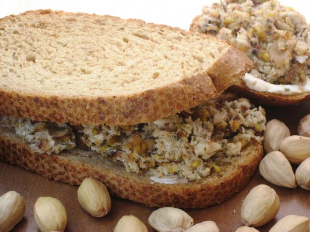 Chicken & Pistachio Sandwich