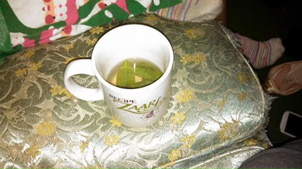 Perfect Cup of Greek Tea