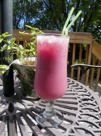 French Sodas (Blueberry, Strawberry or Raspberry)