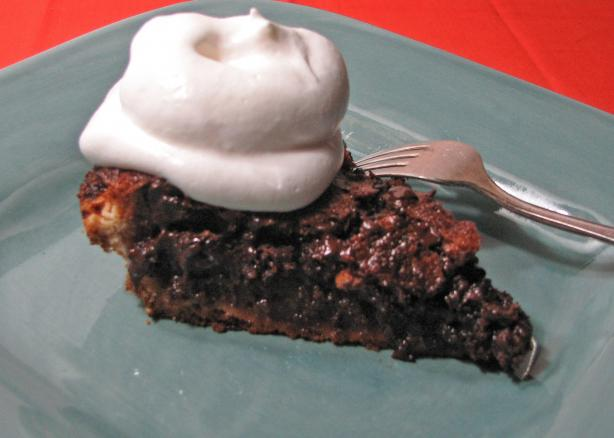 Southern Peanut Butter Chocolate Chip Pie
