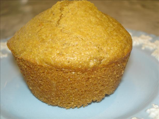 Corn and Molasses Muffins