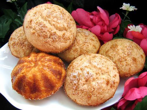 Cinnamon Orange Muffins