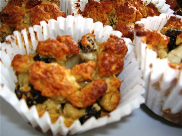 Gluten Free Cluster Muffins With Banana Centre