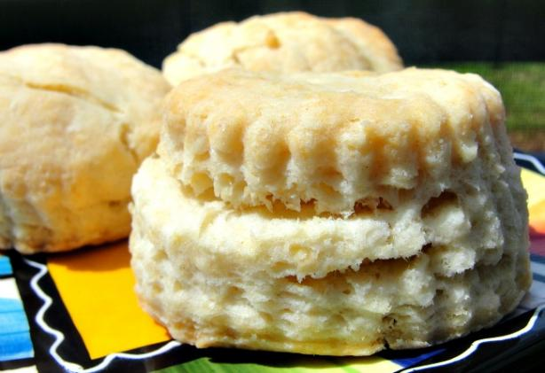 Creme Fraiche Biscuits (Cajun/Creole for ZWT-9)