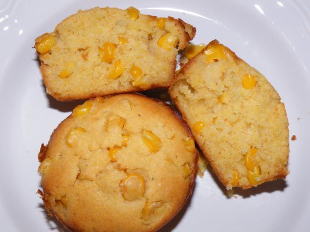 Corn Muffins Like Kenny Rogers Roasters