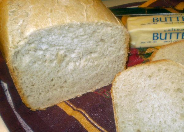 French Countryside Bread (Bread Machine - Abm)