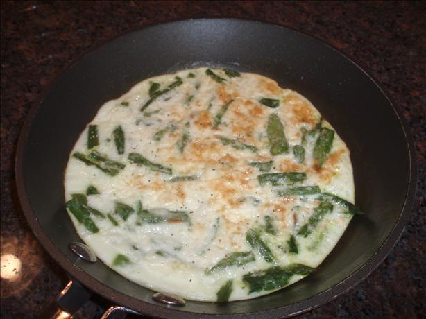 Low Calorie Asparagus & Egg Whites