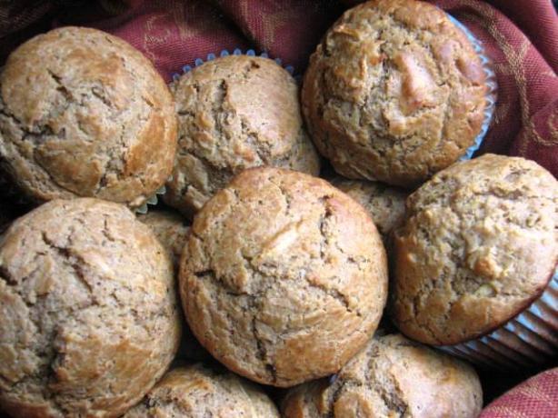 Applecrisp Muffins
