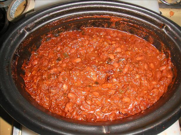 Polish Sausage-Lima Bean Stew (Crock Pot)