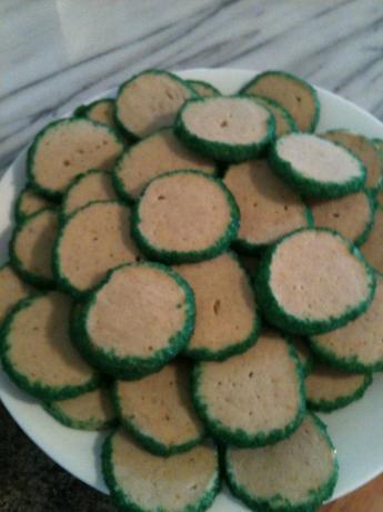 Swedish Cardamom Cookies
