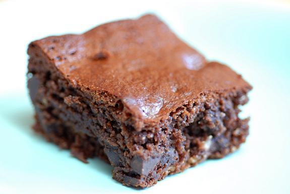 Gluten Free Chocolate Chip Brownies