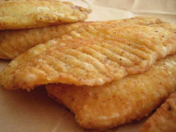 Deep-Fried Tilapia (Fish)