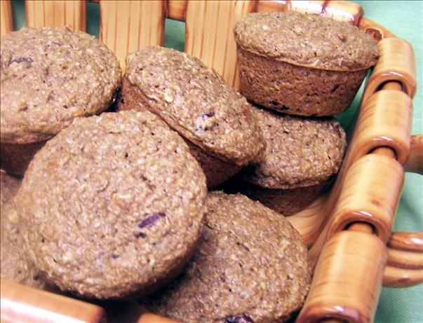 Jen's Low Fat High Fiber Bran Muffins