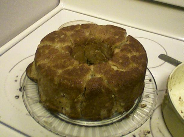 Whole Wheat Monkey Bread