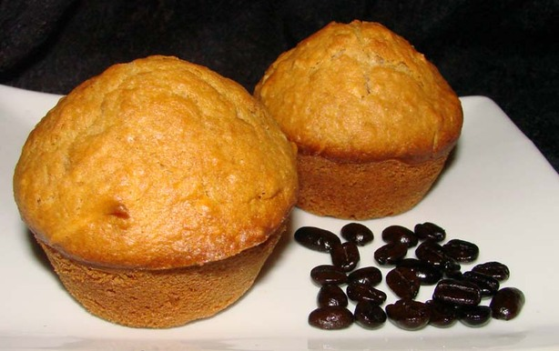Coffee Coconut Muffins
