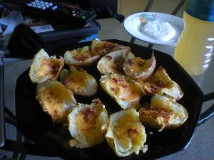 Top Secret Recipes Version of T.g.i. Friday's Potato Skins