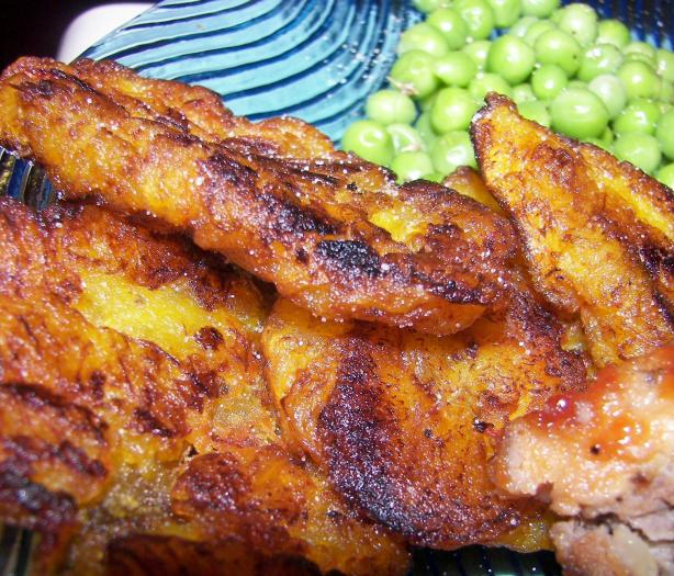 Twice Fried Plantains