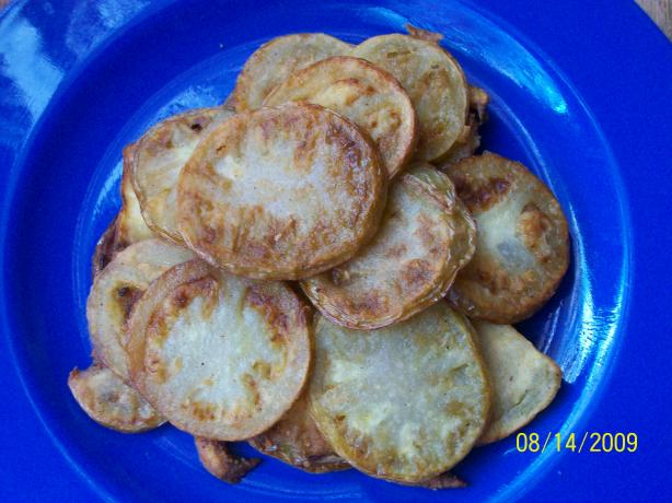 Mom's Fried Green Tomatoes