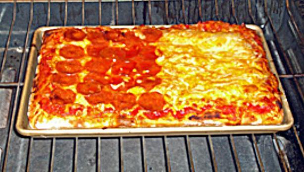 Sicilian Pizza Dough