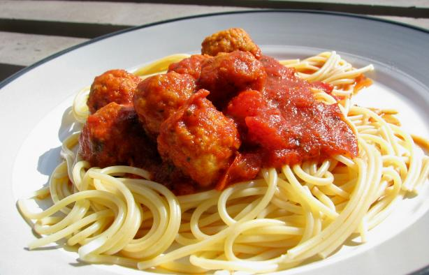 Favorite Quick & Easy Spaghetti and Meatballs