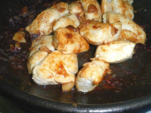 Grilled Garlic-Lemon Chicken