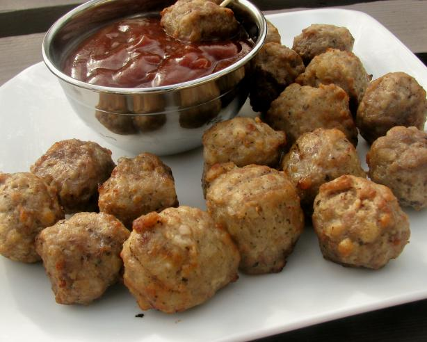 Your Basic Meatballs
