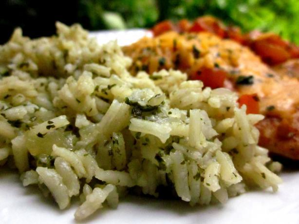 Cafe Rio Cilantro-Lime Rice