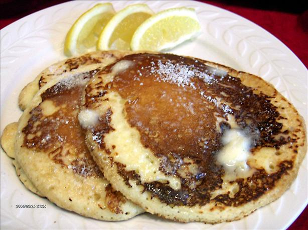 English Pancakes